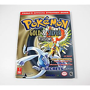 Pokemon Gold & Silver Official Strategy Guide (Prima Games)