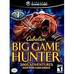 Cabela's Big Game Hunter 2005 Adventures