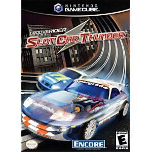 Grooverider Slot Car Thunder