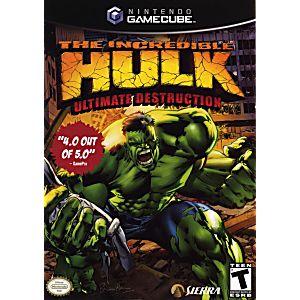 Incredible Hulk Ultimate Destruction