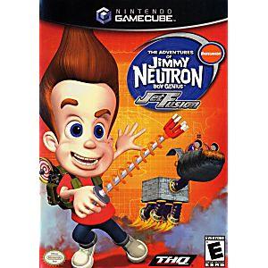 Jimmy Neutron Jet Fusion