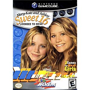 Mary Kate and Ashley Sweet 16