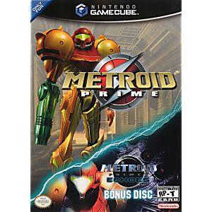 Metroid Prime with Bonus Disc