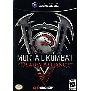 gamecube mortal kombat deadly alliance