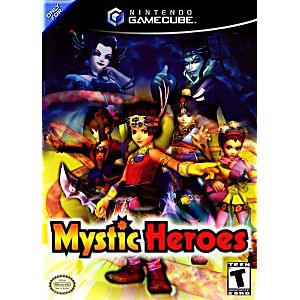 mystic heroes game cube
