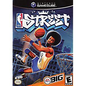 NBA Street Basketball