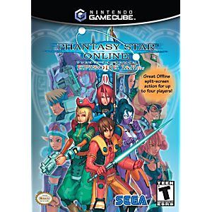 Phantasy Star Online Plus