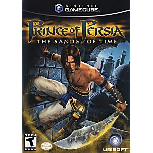 Prince Of Persia Sands Of Time Gamecube Game
