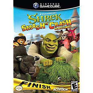 Shrek Smash and Crash Racing