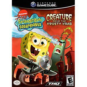 SpongeBob SquarePants Creature from Krusty Krab