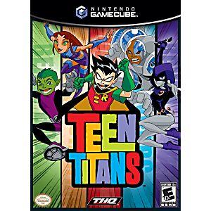 titans games teen All