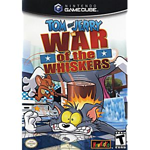 Tom and Jerry War of Whiskers