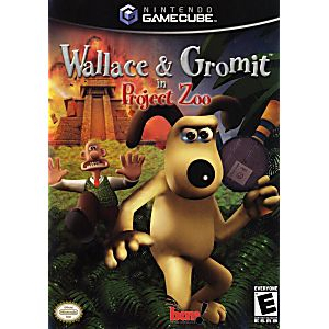Wallace and Gromit Project Zoo
