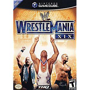 WWE Wrestlemania XIX 19