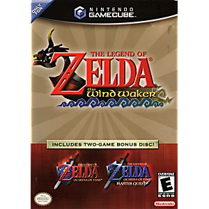 Legend of Zelda Wind Waker / Ocarina of Time Master Quest