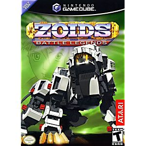 Zoids Battle Legends