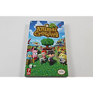 ANIMAL CROSSING: NEW LEAF OFFICIAL GAME GUIDE (PRIMA GAMES)