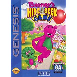 Barney Hide and Seek