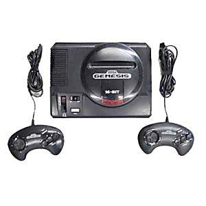 Original Genesis System Console v1