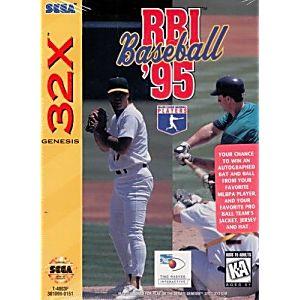 R.B.I. BASEBALL 95