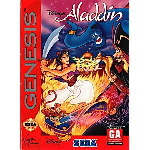 Image result for aladdin genesis