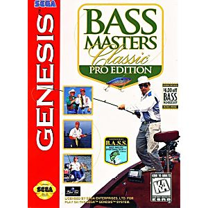 Bass Masters Classic Pro