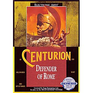 Centurion Defender of Rome