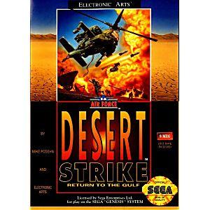 Desert Strike Return to the Gulf