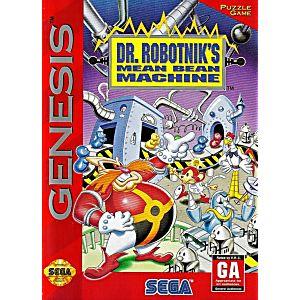 Dr Robotnik's Mean Bean Machine