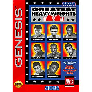 Greatest Heavyweights