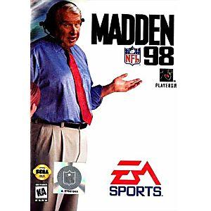 Madden NFL 98