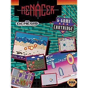 Menacer 6 Game Cartridge