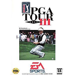 pga tour golf sega genesis