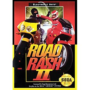 Road Rash II 2