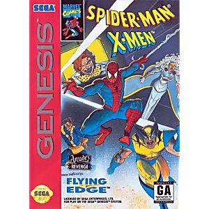 Spider-Man and X-Men Arcade's Revenge