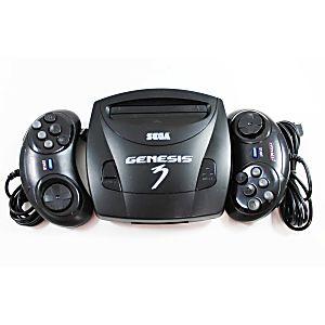 Sega Genesis System v3