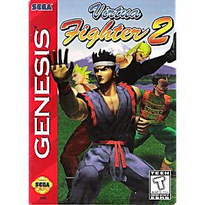 Virtua Fighter 2 Sega Genesis