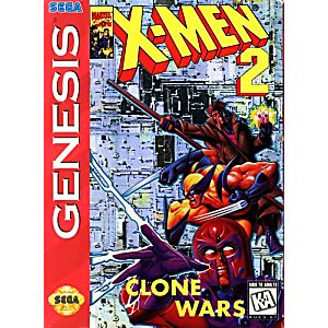 X-Men 2 The Clone Wars