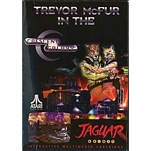 Trevor McFur in the Crescent Galaxy