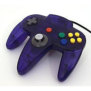 Nintendo 64 N64 Grape Controller