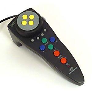 Nintendo 64 Ultra Racer Controller