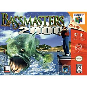 BassMasters 2000 Blue