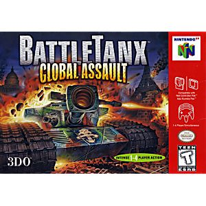 BattleTanx Global Assault