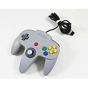 Nintendo 64 N64 Gray Controller