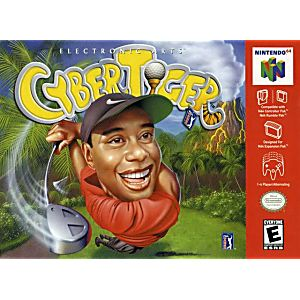 Cyber Tiger Woods Golf