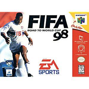 FIFA Soccer 98