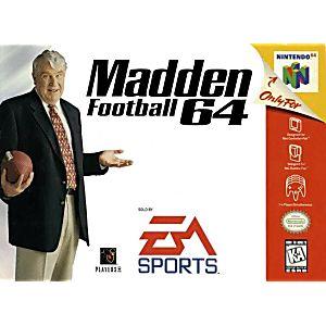 Madden 64