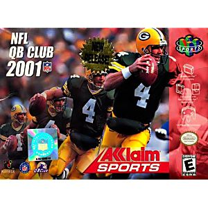NFL Quarterback Club 2001