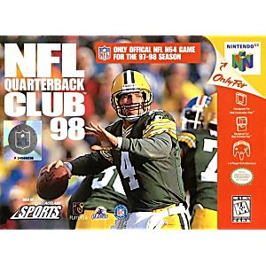 NFL Quarterback Club '98