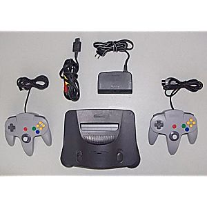 Original Nintendo 64 Console with Expansion Pak